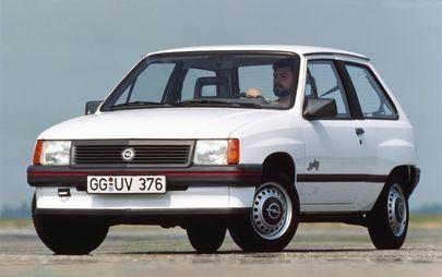 Há 30 anos: Opel foi a primeira a colocar o catalisador de série em todos os modelos