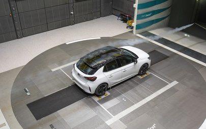 Novo Opel Corsa é referência em aerodinâmica
