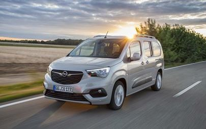 Sistemas de assistência do Opel Combo: primeiro entre iguais