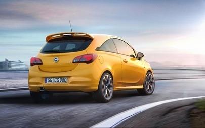 Novo Opel Corsa GSi nasce para as curvas