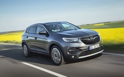 Opel Grandland X recebe novo motor 2.0 Turbo D