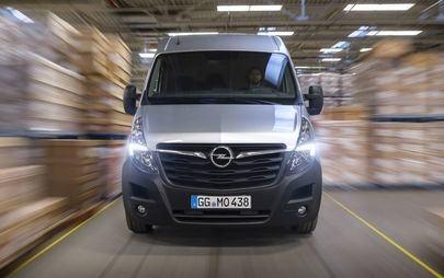 Novo Opel Movano vai mais longe em segurança, versatilidade e conectividade