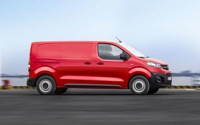Opel revela a terceira geração do modelo Vívaro