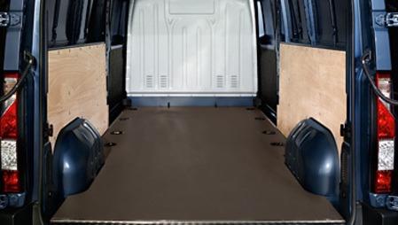 Proteção do compartimento de carga