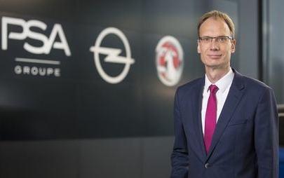 "CEO da Opel Michael Lohscheller eleito ""MANBEST 2019"" pelo júri AUTOBEST"