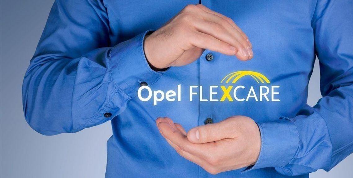 OPEL FLEXCARE